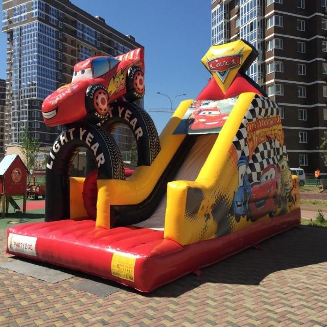 Игровой комплекс Гран При в аренду - идеальное решение для вашего мероприятия