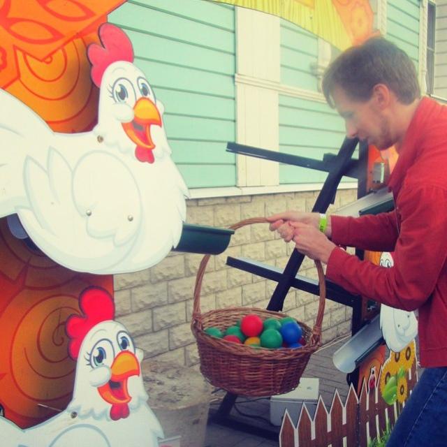 Яйцелов в аренду – идеальное решение для вашего мероприятия