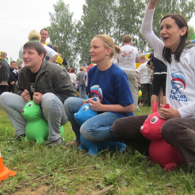Скачки на зайцах в аренду – с нами веселее