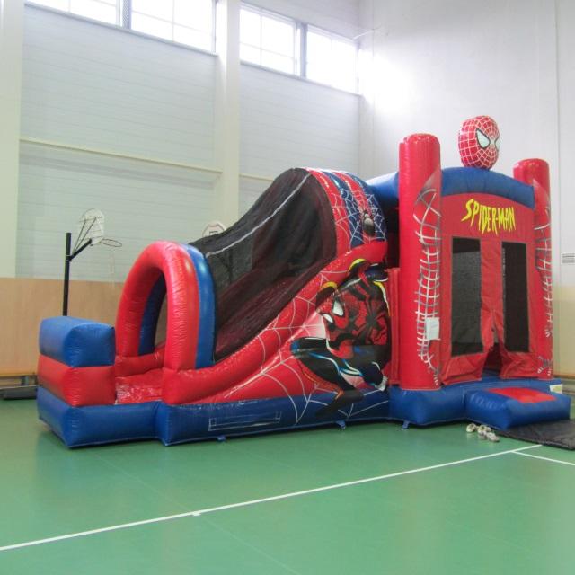 Игровой комплекс «Спайдермен-Комбо» в аренду - Развлечения для всех