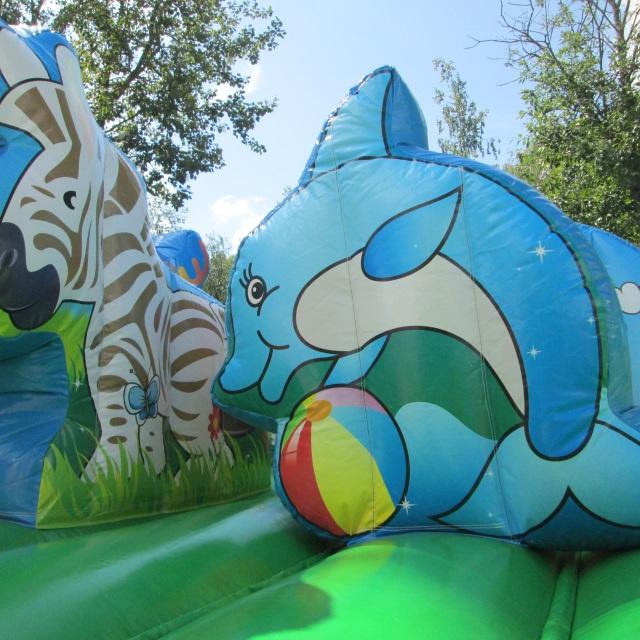 Игровой комплекс «Зоопарк» в аренду - Развлечения для всех