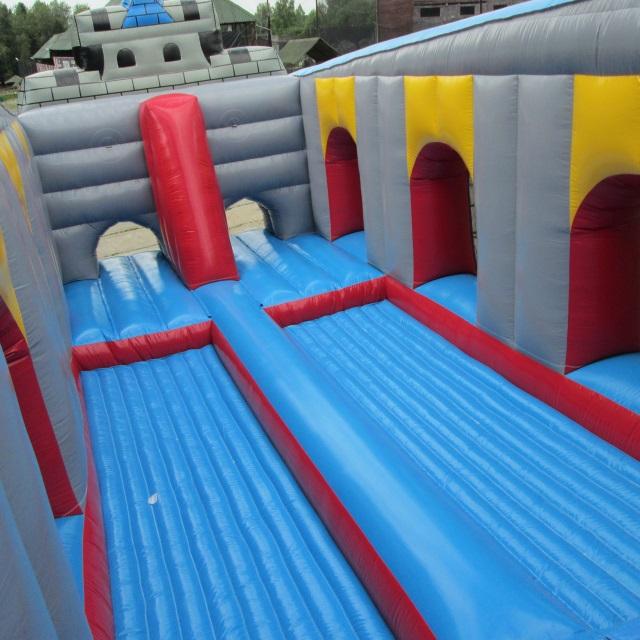 Игровой комплекс «Замок Иф» в аренду - Развлечения для всех