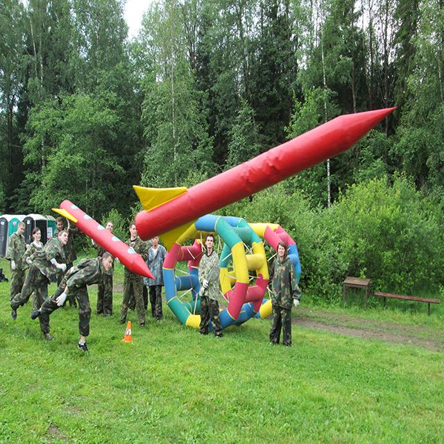 Ракета в аренду - Развлечения для всех