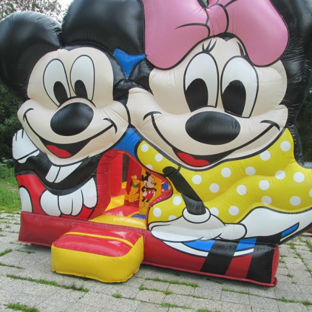 Батут «Микки Маус» в аренду - Развлечения для всех
