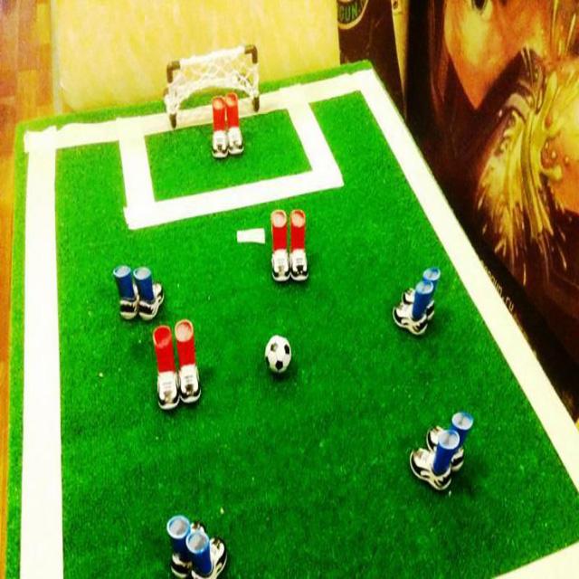 Футбол на пальцах в аренду - Веселье на любой вкус