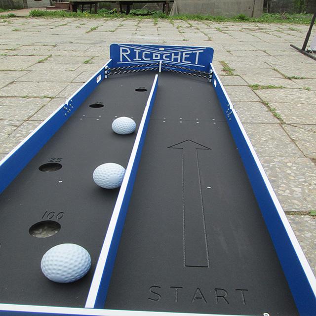 Игровой стол «Рикошет» в аренду - Веселье на любой вкус